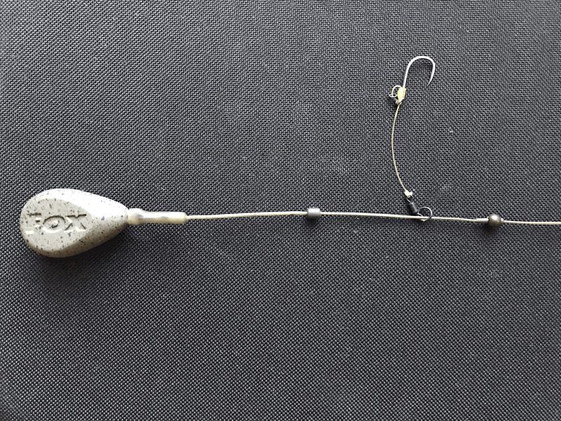 Karpfenmontagen - Helicopter Montage