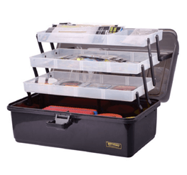 Angelkoffer Test Spro Tackle Box