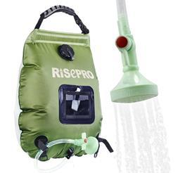 risepro campingdusche test