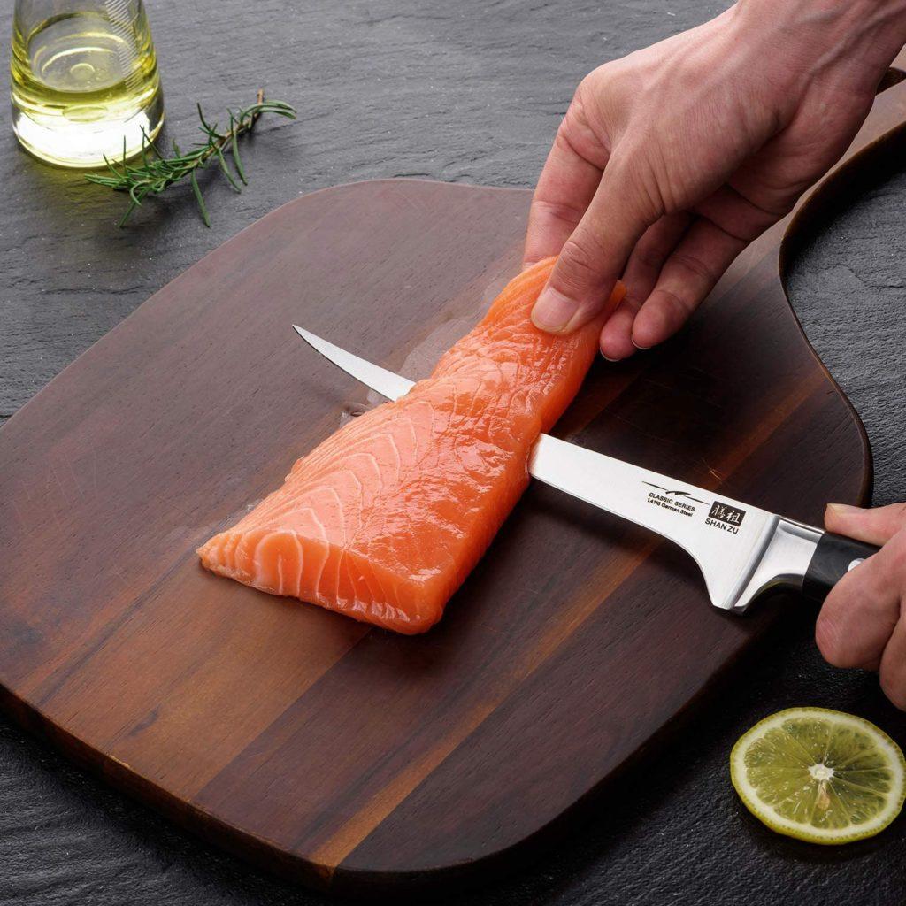 filetiermesser test fisch filetieren