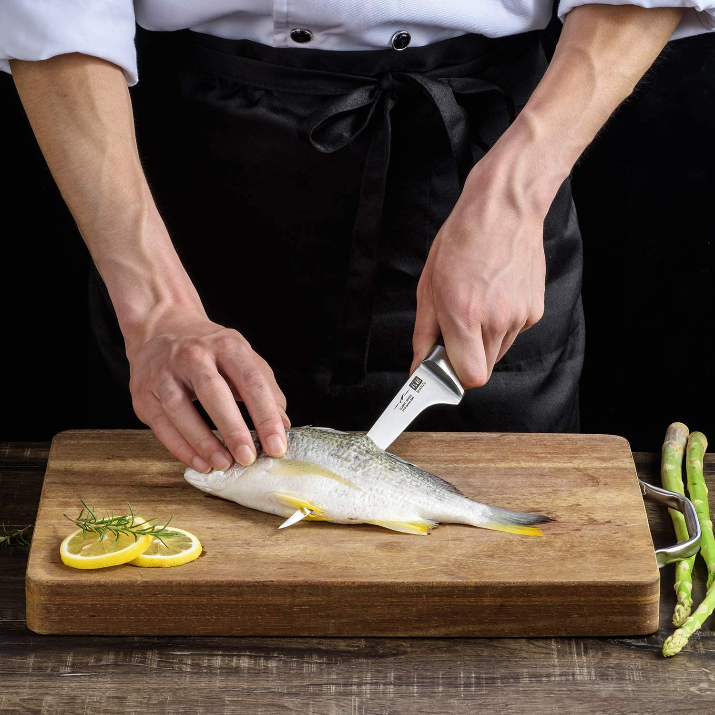 filetiermesser test fisch