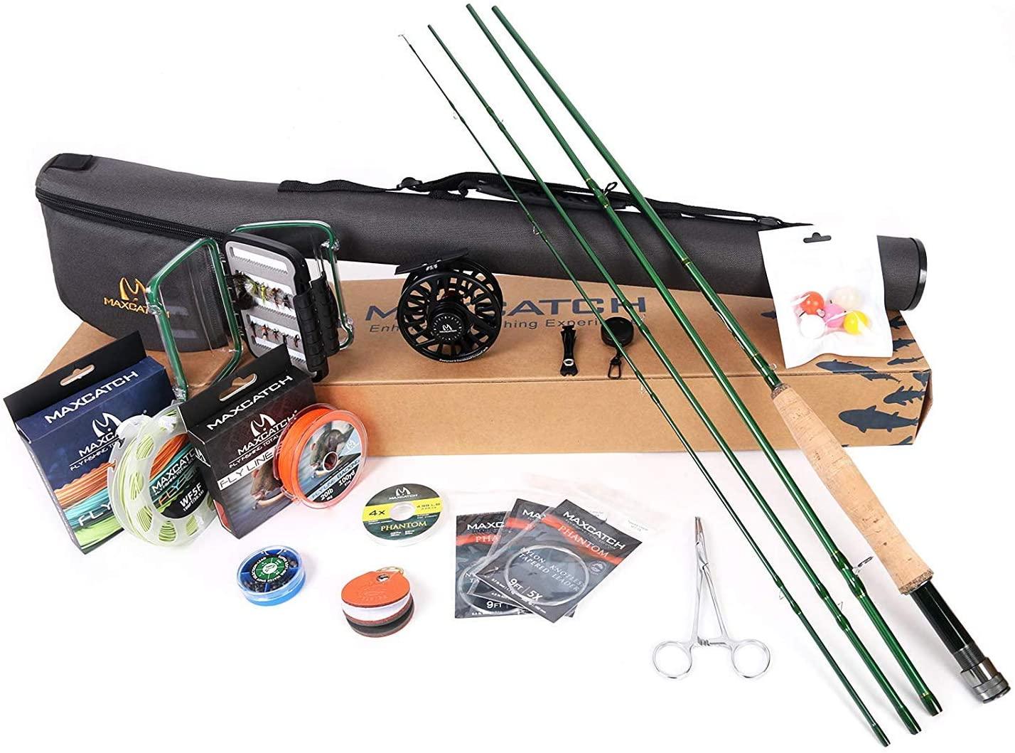 fliegenfischen set maximumcatch-premier