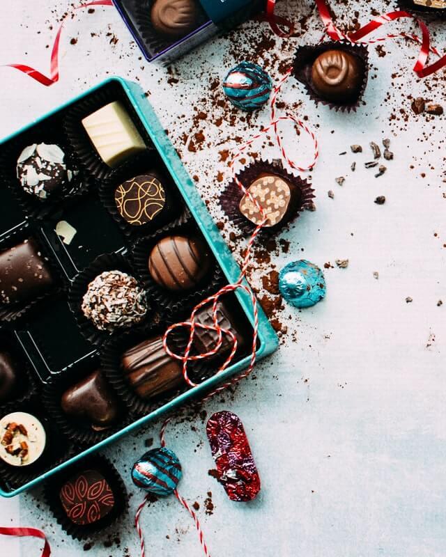 geschenk für angler süßigkeiten