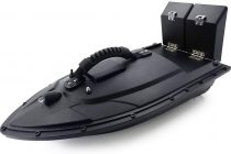 Futterboot Test Einrumpfboot