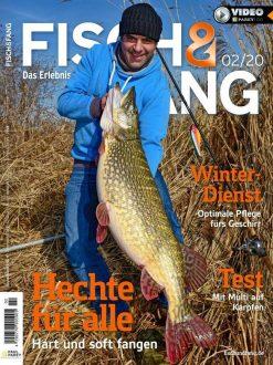 Fisch-Fang Angelzeitschriften