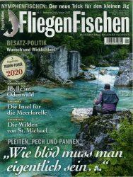 Fliegenfischen Angelzeitschrift