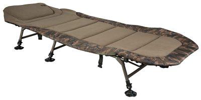 Karpfenliegen Test - FOX R3 Bedchair