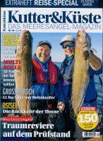 Kutter-Küste Angelzeitschrift