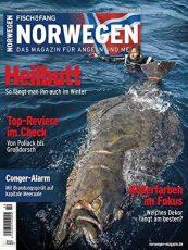 Norwegen Angelzeitschrift