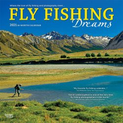 fly fishing dreams angelkalender 2021