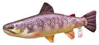 Fisch Stofftiere Forelle