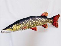 Fisch Stofftiere Hecht
