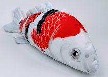 Fisch Stofftiere Koi