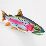 Fisch Stofftiere Regenbogenforelle